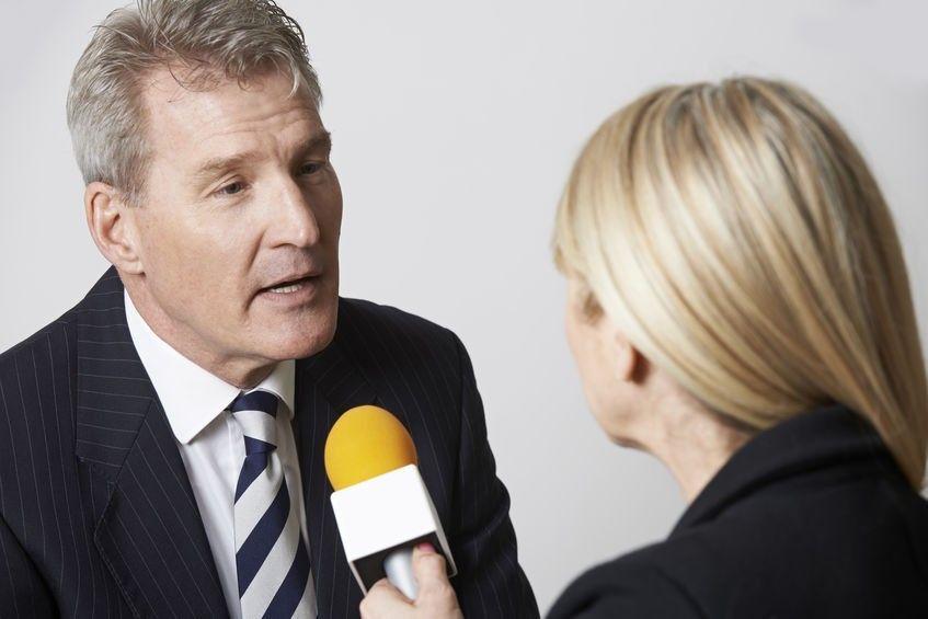 Moderator Interview führen